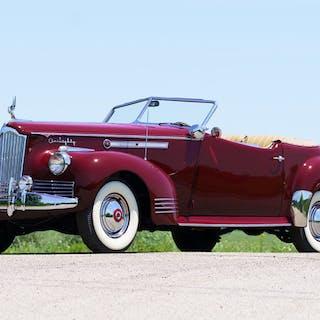 1942 Packard Custom Super Eight 180 Convertible Victoria