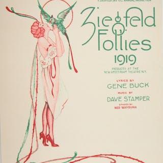 Ziegfeld Follies 1919 | Rue Royale Fine Art