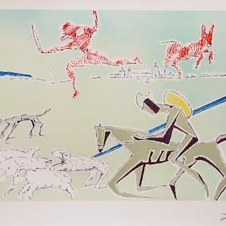 Don Quixote - Warrior's Heard | Rue Royale Fine Art