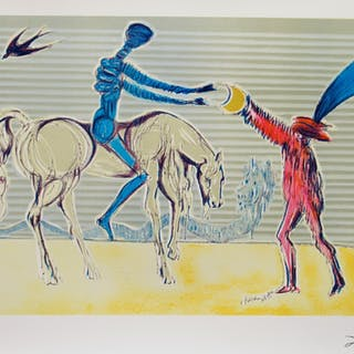 Don Quixote - The Gift of Mandrino | Rue Royale Fine Art