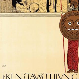 Kunstavsstellvung - Gustav Klimt   Rue Royale Fine Art