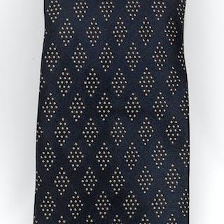 Zwei Krawatten von Louis Vuitton und Chanel