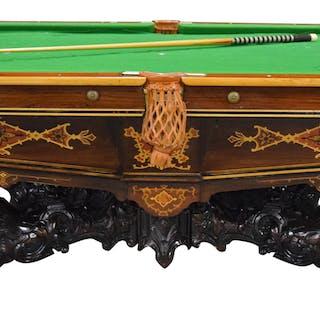 Brunswick Pool Table The Monarch L X W X H Current - Brunswick monarch pool table for sale