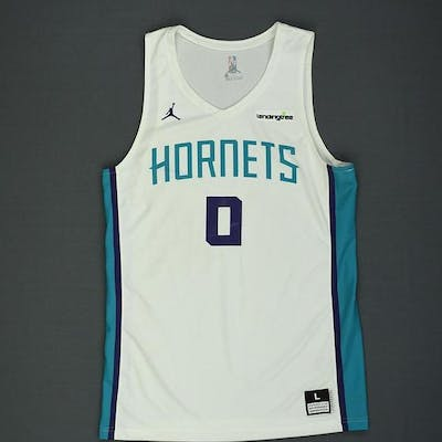 online store 4f708 aa3be Miles Bridges - Charlotte Hornets - 2018 NBA Summer League ...