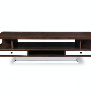 A 1960s two tier coffee table by AMMA