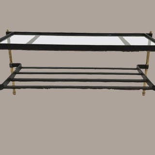 Adnet Coffee Table