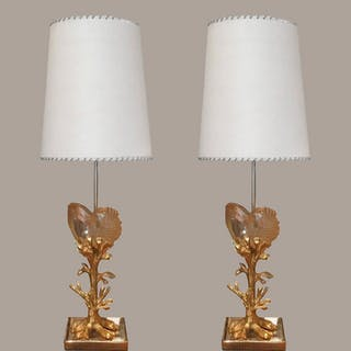 Maison Charles Table Lamps