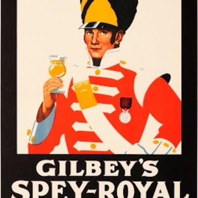 Gilbeys Spey Royal Scotch