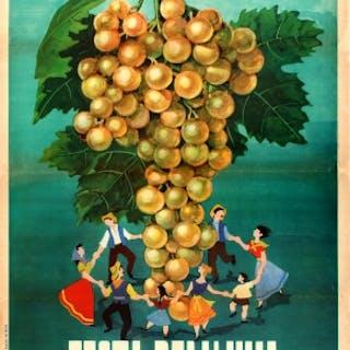 Grape Wine Festival Italy