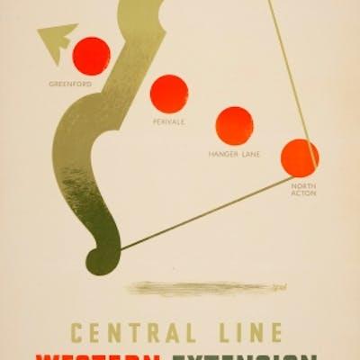 LT Central Line Western Extension Zero
