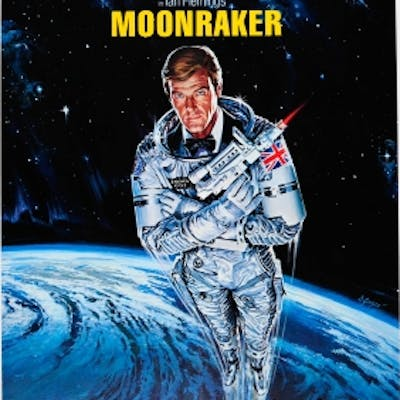 James Bond 007 Moonraker Style A