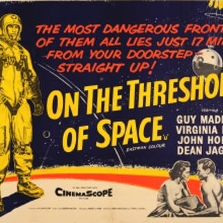 On The Threshold Of Space SciFi
