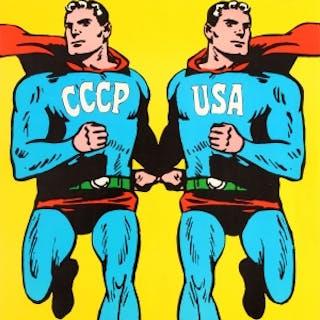 CCCP USA Superman Cieslewicz
