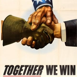 Together We Win WWII Labor Management Committee