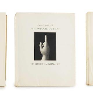 André MALRAUX, André MALRAUX 1901-1976 Psychologie de l'art : Le Musée