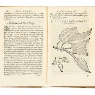 Garcia da ORTA, Garcia da ORTA 1499-1568 Dell'historia dei semplici