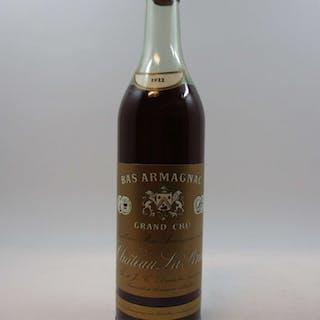 1 bouteille BAS ARMAGNAC DARROZE 1922 Château la Brise (70 cl