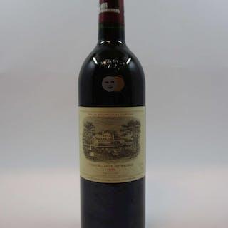 1 bouteille CHÂTEAU LAFITE ROTHSCHILD 1999 1er GC Pauillac (capsule