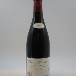 1 bouteille CHARMES CHAMBERTIN 2011 Grand Cru Vieilles Vignes
