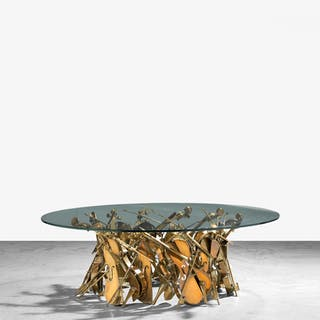 ARMAN, ARMAN (1928 - 2005) TABLE-SCULPTURE - 1986