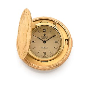 "ROLEX, ROLEX Cellini ""Coin watch"""