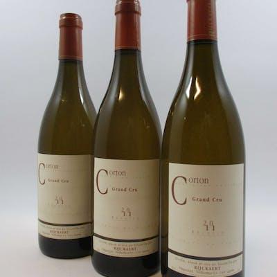 6 bouteilles CORTON 2011 Grand Cru