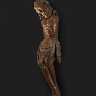 FRANCE, XIVe SIÈCLE, FRANCE, XIVe SIÈCLE Figure de Christ de la Crucifixion