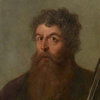 Cornelis de VOS, Cornelis de VOS Hulst, vers 1584 - Anvers, 1651 Saint Paul