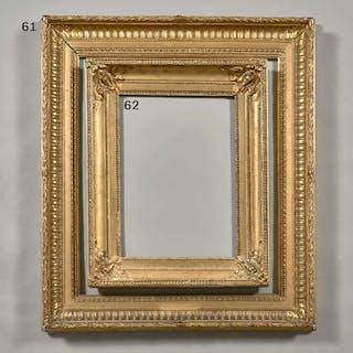 France, époque Louis XVI, France, époque Louis XVI Cadre en chêne