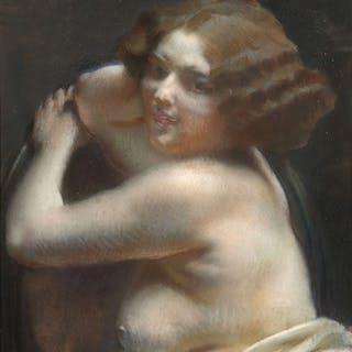 Paul-Albert BESNARD, Paul-Albert BESNARD Paris, 1849 -1934 Portrait