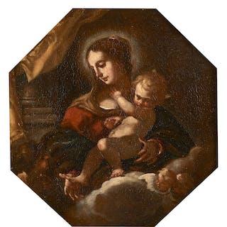 Ecole italienne du XVIIe siècle, Ecole italienne du XVIIe siècle La