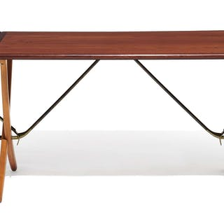 Hans J. WEGNER, Hans J. WEGNER 1914 - 2007 Table mod. AT304 - 1955