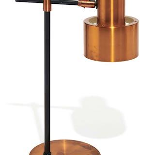 "Jo HAMMERBORG, Jo HAMMERBORG 1920 - 1982 Lampe de table dite "" Studio"
