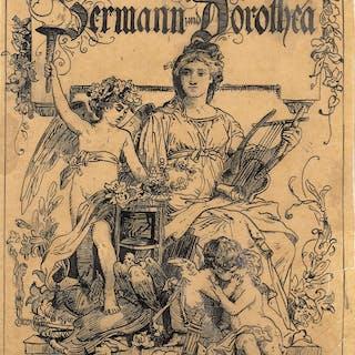 Franz von STUCK, Franz von STUCK Tettenweis, 1863 - Munich, 1928 Projet