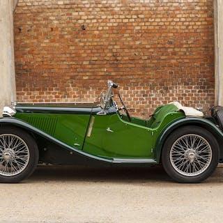 1935 MG PB Roadster