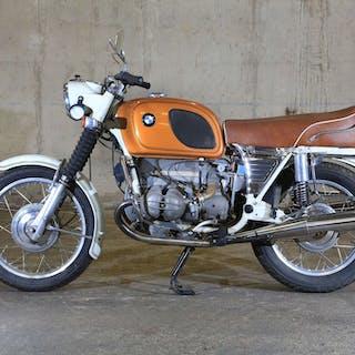 1973 BMW R 50/5, 1973 BMW R 50/5 No reserve