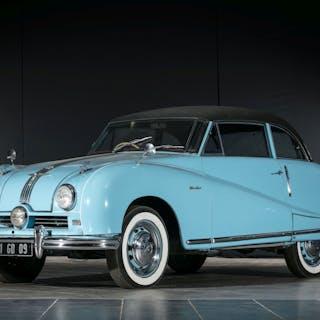 1951 Austin A90 Atlantic Sport, 1951 Austin A90 Atlantic Sport No reserve