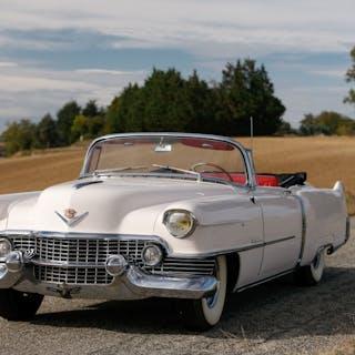 1954 Cadillac 6267 Eldorado cabriolet, 1954 Cadillac 6267 Eldorado