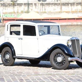 1934 Lancia Belna Berline, 1934 Lancia Belna Berline No reserve