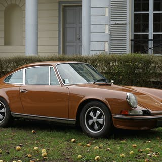 1973 Porsche 911 2.4L S