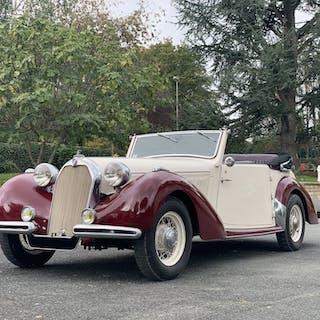 1939 Talbot Baby T15 Cabriolet