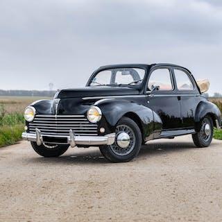 1951 Peugeot 203 A Berline Découvrable (ND3Y)