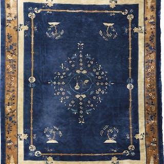 Grande tappeto cinese