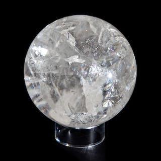 'A grade' Quartz Sphere
