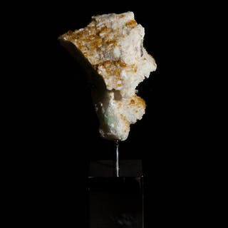 Calcite and Barite