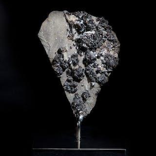 Mounted Sphalerite Cluster