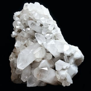 Gigantic Quartz Crystal Cluster
