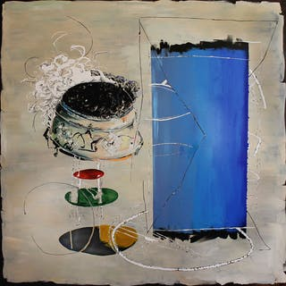 Andrea Lein (*1959): Hulahupp (2015)