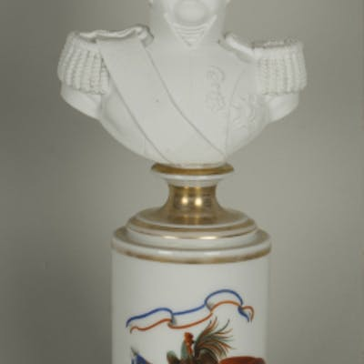 Bust of Louis Philippe