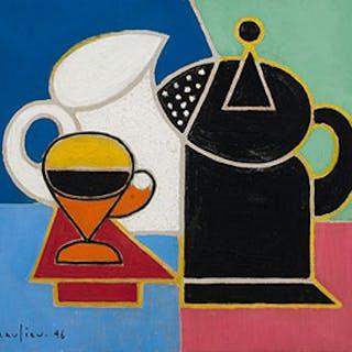 La cafetière - Paul Vanier Beaulieu